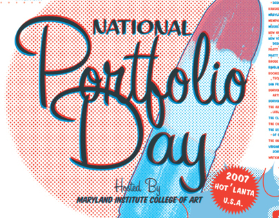 National Portfolio Day 2007