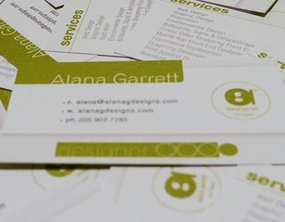 AG Design :: Self Branding