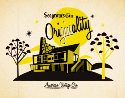 Seagram´s Gin Originality