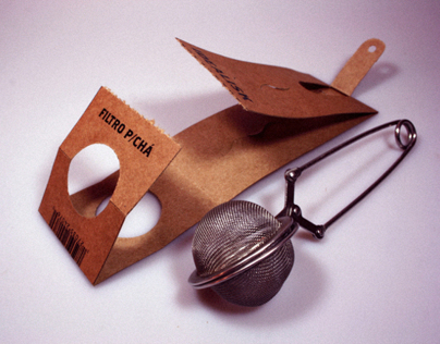 Idealisk - Tea Infuser