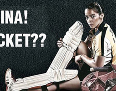 Indian Badminton League Campaign