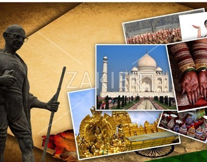Incredible India Campaign Powerpoint Template