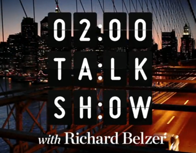 Richard Belzer's TWO MINUTE TALK SHOW