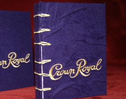Crown Royal Belgian Secret Books