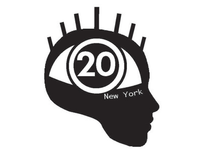 The New York 20 - Logo Concept