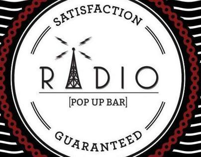 RADIO [ Pop Up Bar ] & RADIO BAR