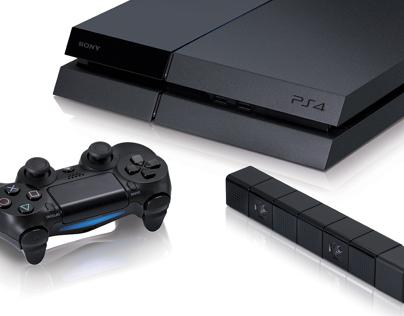 PlayStation 4 Photo Retouching