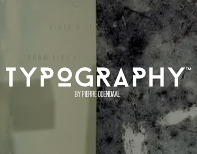 Typography The Film