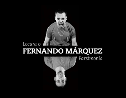Fernando Márquez rough cut