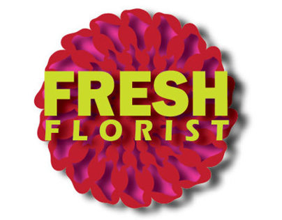 Florist Logo using Adobe Illustrator CS6