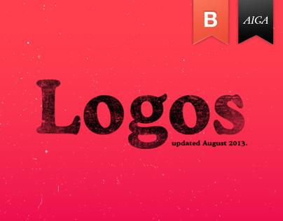 Logos : Aug. 2013