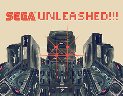 SEGA UNLEASHED!!!