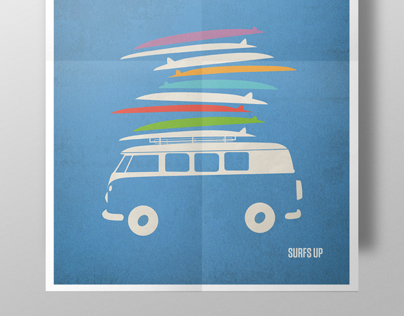 San Diego Travel Posters