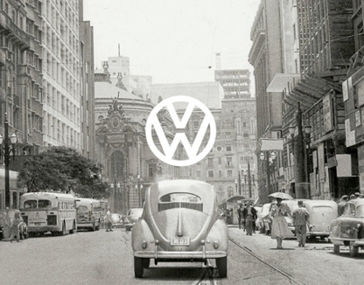 VW 60th anniversary in Brazil.