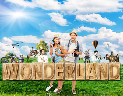 WonderLand Travel Service