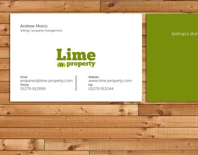 Lime Property - New Branding