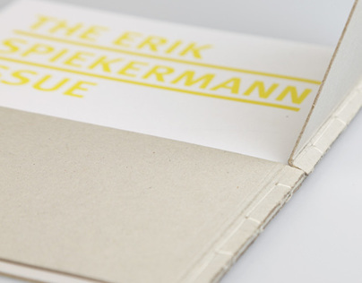 The Spiekermann Issue