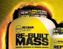 GNC's Beyond Raw Product Intro