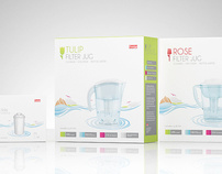 Prestige Filtered Water Jugs Packaging