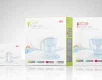 Prestige Filtered Water Jugs Packaging