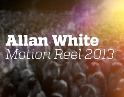 Motion Graphics Reel 2013
