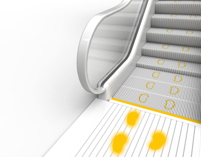 Easy & Safe Escalator