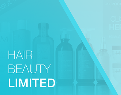 Hair Beauty Limited: Web Banners