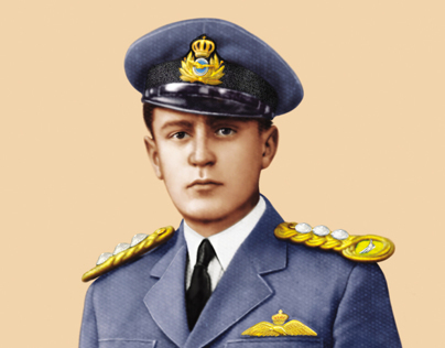 Hellenic Air Force Uniform, 1935