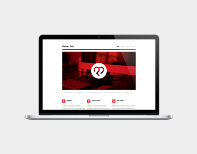 Personal Website - Web Design