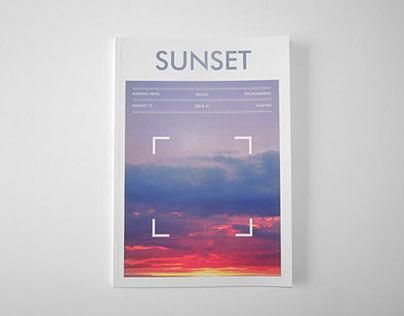 Sunset - Issue 1