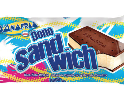 Dono Sandwich Packaging