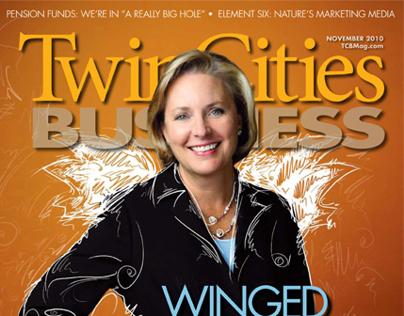 Wild Wings magazine cover