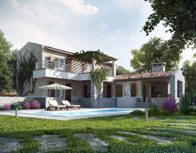 Villa visualisation