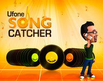 Ufone Song Catcher