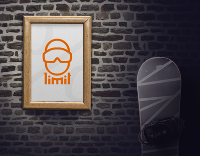 "Logo for Extreme Shop ""0limit"""
