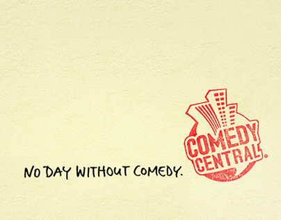 Comedy Central // No Day without Comedy