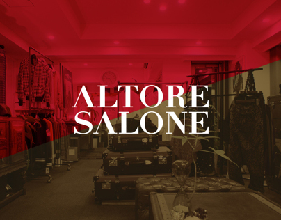 Altore Salone - Visual Identity