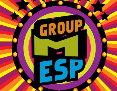 Group M ESP book Design
