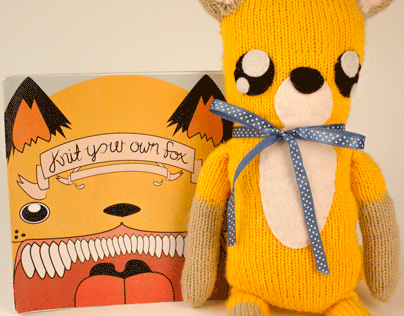 Knit Your Own Fox