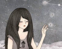 Illustrations 2010/2011- Those Stars In My Eyes