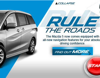 Mazda Rule the Road Campaign