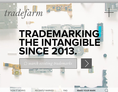 Tradefarm Website