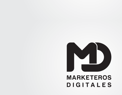 Logotipo Marketeros Digitales