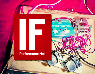 IF Performanca Hall Branding