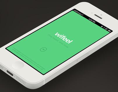 Wifeel iPhone App
