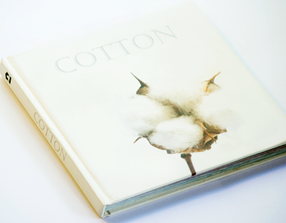 Cotton (A book about the fabric)