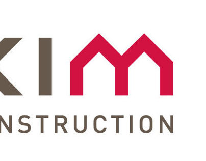 KIM Construction logo
