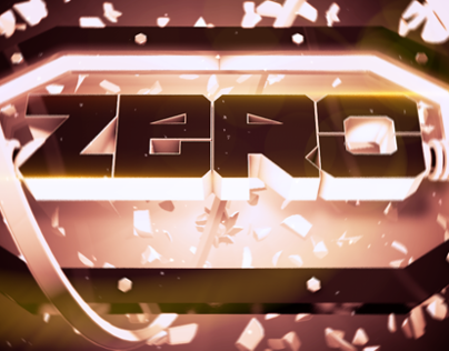 ZERO | Logo & Visuals
