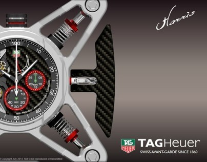 Tag Heuer Mikrotourbillon R by Harris Design 2013