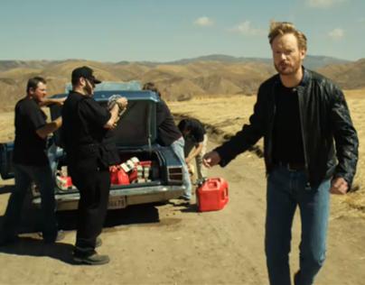 TBS • Conan OBriens Explosive Car